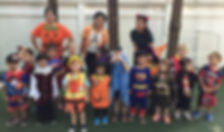Au pair, nanny, storytime preschool