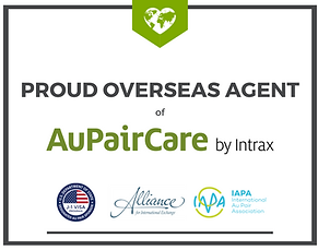 AuPairCare Proud Overseas Agent Updated