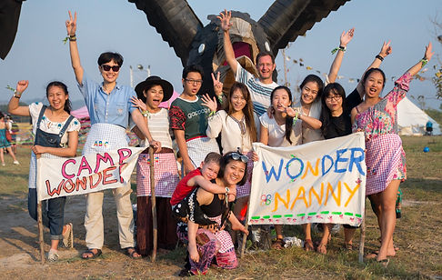 Wonderfruit Festival, Wonder Nanny