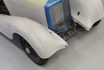 Heritage Engineering - Vehicle Coach Building & Trim Technician