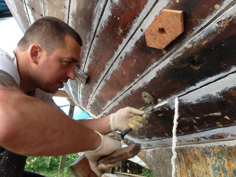 Historic Vessel Conservation