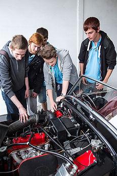 Classic car restoration courses