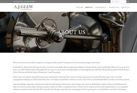 A. J. Glew