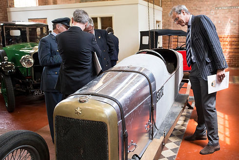 Heritage vehicle apprenticeships
