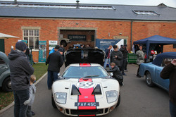 Apprentices at Bicester Heritage