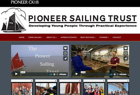 Pioneer Sailing Trust