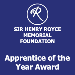 SHRMF Apprentice of the Year Award