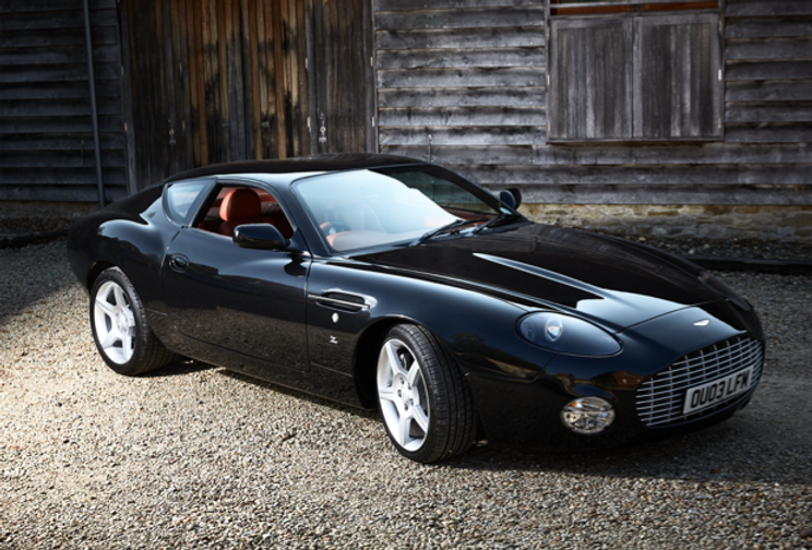 Aston Martin Heritage Trust Apprentice Awards
