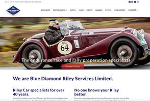 Blue Diamond Riley Services