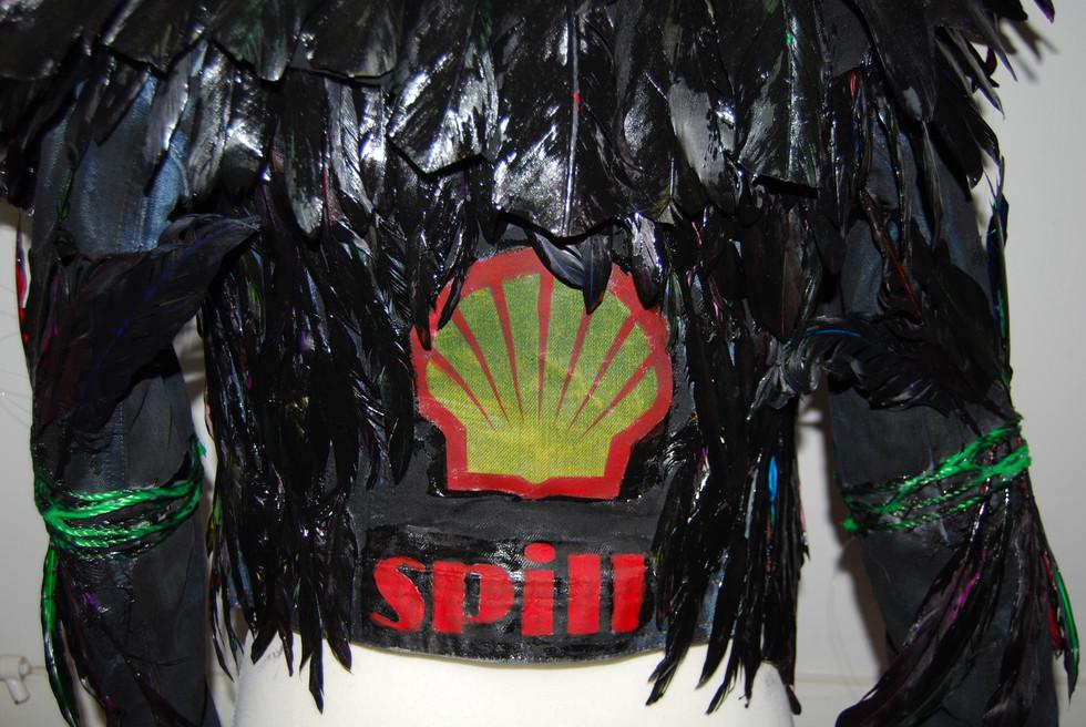 Spill Jacket detail