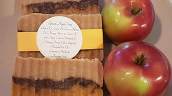 Spiced Apple Soap