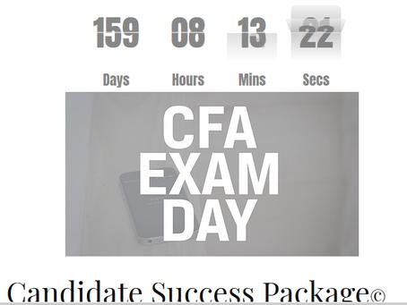 Focus Study Time for CFA Prep