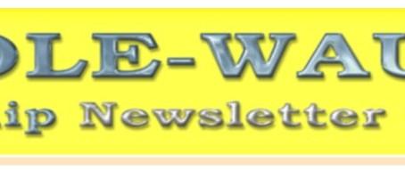 Poole Wau Partnership newsletter