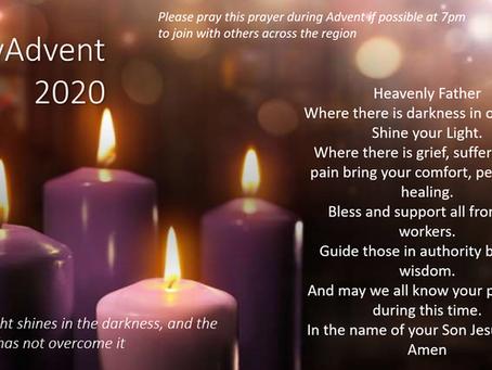29 November Advent Sunday