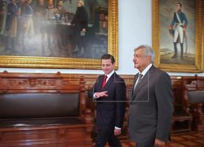 México entre el bajo perfil de Peña Nieto y la intensidad de López Obrador