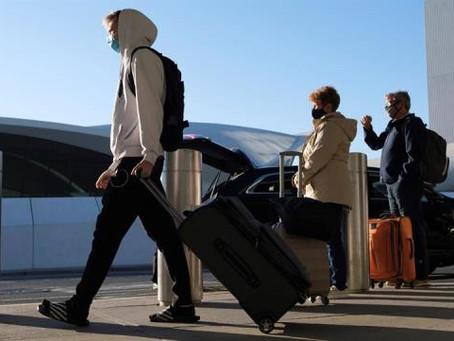 EE.UU. plantea una multa de 14.500 dólares a pasajero que se negó a usar mascarilla