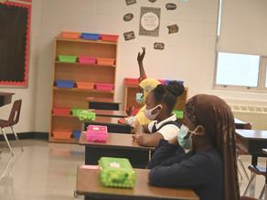 Distrito escolar toma medidas para mitigar contagios