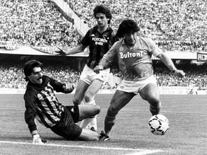 """Maradona, un """"D10s"""" especial"""
