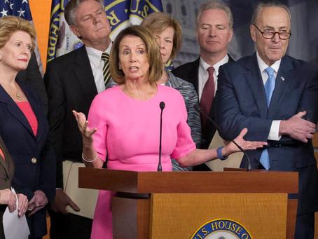 Pelosi: No habrá un pacto para evitar el cierre federal sin solución a DACA