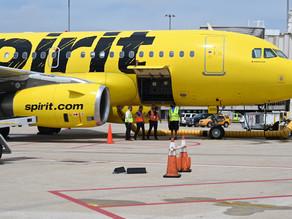 Spirit hace vuelo inaugural en Louisville añadiendo dos destinos adicionales a Florida