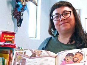 """""""Mi Papi tiene una Moto"""", el recuerdo guardado de una niña hispana en EEUU"""