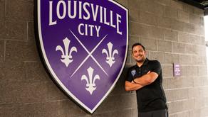 CRUZ es declarado entrenador permanente de LouCity