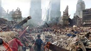 Descalzos y sin mirar atrás, los recuerdos del 11-S