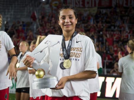 Racing Louisville FC firma a la talentosa Nadia Nadim