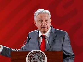 """López Obrador critica a la oposición por convertir México en """"un cementerio"""""""