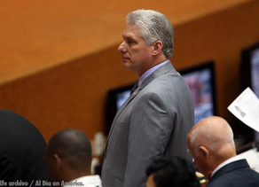Díaz-Canel, nominado presidente de Cuba en sustitución de Raúl Castro