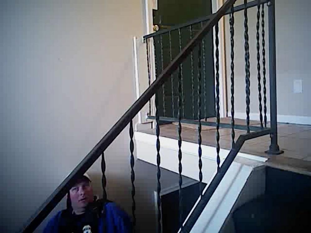 Foto de la video cámara corporal de LMPD.