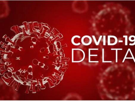 Variante Delta ya es el 83% de contagios de covid-19 en EE.UU