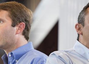 Bevin y Beshear se enfrentarán en noviembre después de ganar la primaria para gobernador