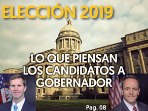 Elección 2019: Guía sobre los candidatos para Gobernador de Kentucky