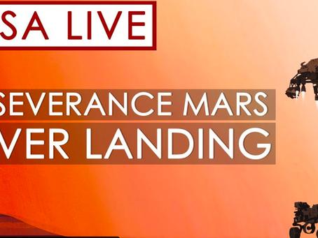 El Perseverance, a pocas horas de alcanzar Marte y al 99,9 % de su trayecto