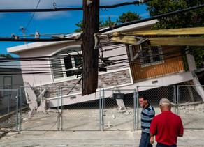 Sismo de magnitud 6,5 en la costa sur de Puerto Rico
