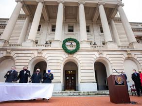 Kentucky recuerda a más de 2,000 víctimas mortales del COVID 19