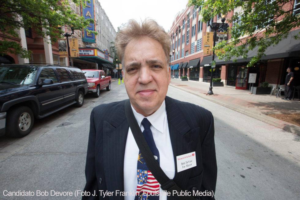 -Candidato Bob-DeVore (Foto J. Tyler Franklin-Louisville Public Media