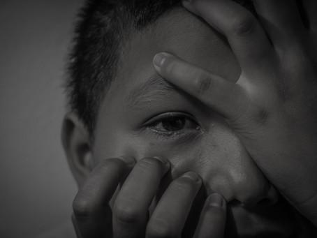 La depresión en niños de padres deportados