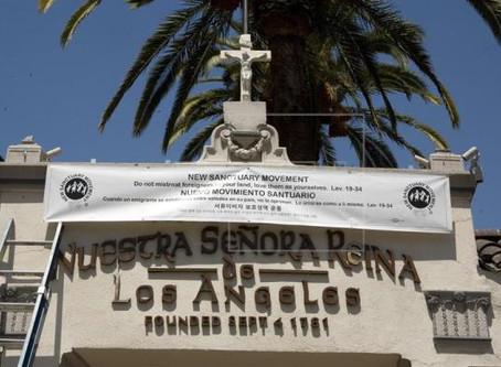 Iglesias santuario crecen y retan órdenes de deportación de indocumentados