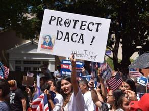 Grupos religiosos censuran decisión gubernamental sobre el DACA