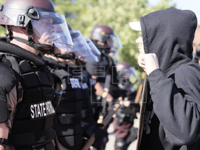 Los disturbios raciales se extienden por todo Estados Unidos