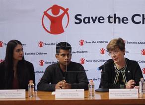 Secuestros son el mayor temor de los niños mexicanos, según Save the Children