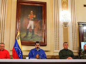 Venezuela dice en la ONU que ha derrotado intento de golpe apoyado por EE.UU. y Colombia
