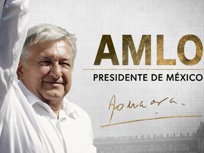 Las 30 promesas del nuevo presidente de México, Andrés Manuel López Obrador