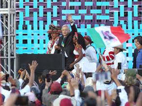 López Obrador, encumbrado presidente en el Congreso que lo juzgó hace 13 años