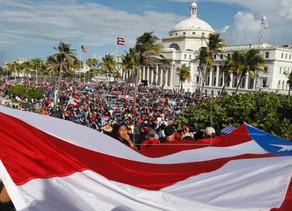 Comienza segunda marcha masiva para pedir la renuncia de gobernador de P.Rico