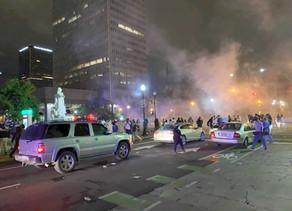Siete heridos por disparos durante protestas por la muerte de Breonna Taylor en Louisville