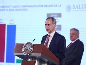 México decreta extensión medidas hasta 30 de mayo por la subida de contagios