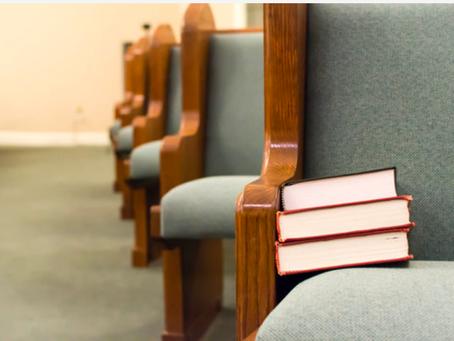 ¿Deben cerrar las Iglesias y lugares de oración?